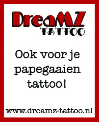 DreaMZ tattoo