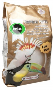 orlux-tropical-patee
